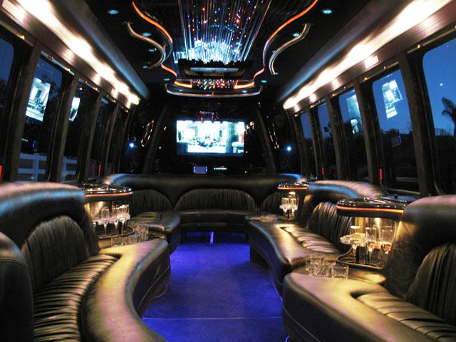 Party Bus Limos Detroit Limousine Service Luxury Party
